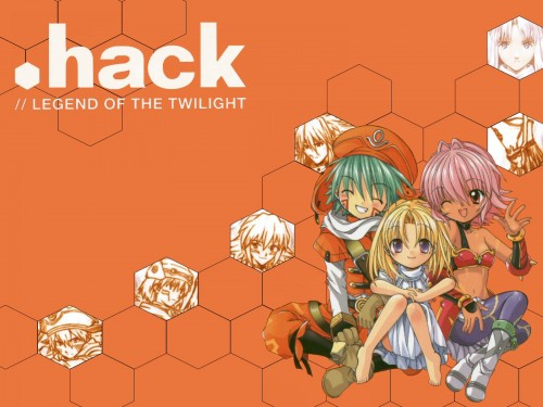 Rei Izumi, Bee Train, .hack//Legend of the Twilight, Zefie, Rena Kunisaki Wallpaper