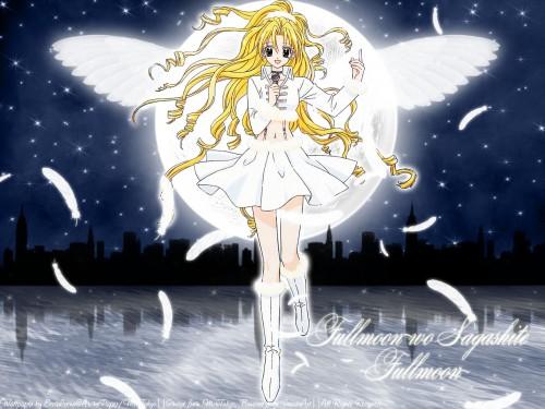 Studio DEEN, Full Moon wo Sagashite, Full Moon (Character) Wallpaper