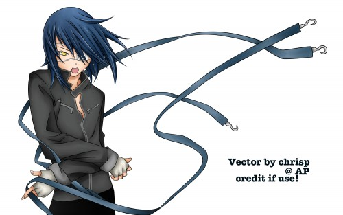 Oh! Great, Air Gear, Akito Wanijima, Vector Art