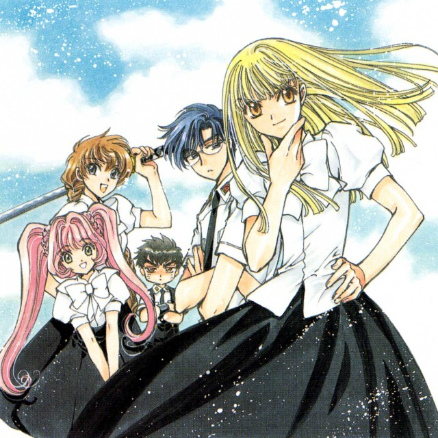 CLAMP, CLAMP School Paranormal Investigators, CLAMP South Side, Yuki Ajiadou, Mifuyu Mizukagami