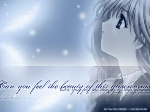 Aoi Nanase, Angel Dust, Yuina Hatori Wallpaper