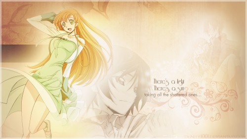 Takahiro Kimura, Sunrise (Studio), Lelouch of the Rebellion, Lelouch Lamperouge, Shirley Fenette Wallpaper