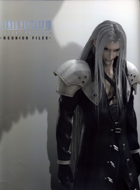 Square Enix, Final Fantasy VII: Advent Children, Sephiroth