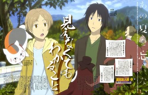Yuki Midorikawa, Natsuko Kondou, Brains Base, Natsume Yuujinchou, Nyanko-sensei