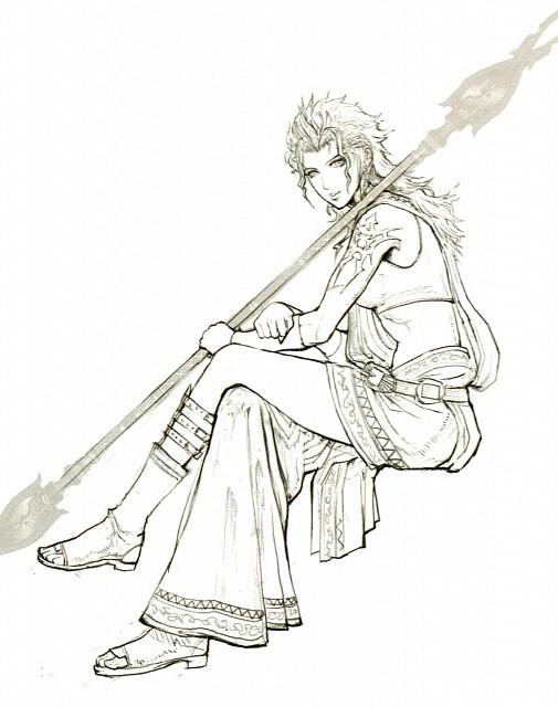 Square Enix, Final Fantasy XIII, Oerba Yun Fang