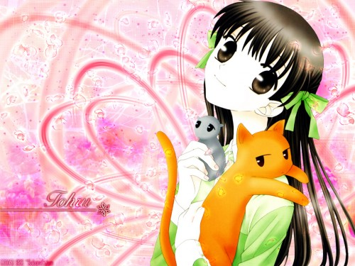 Fruits Basket Wallpaper