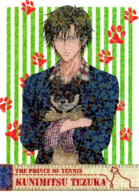Takeshi Konomi, J.C. Staff, Prince of Tennis, Kunimitsu Tezuka, Trading Cards