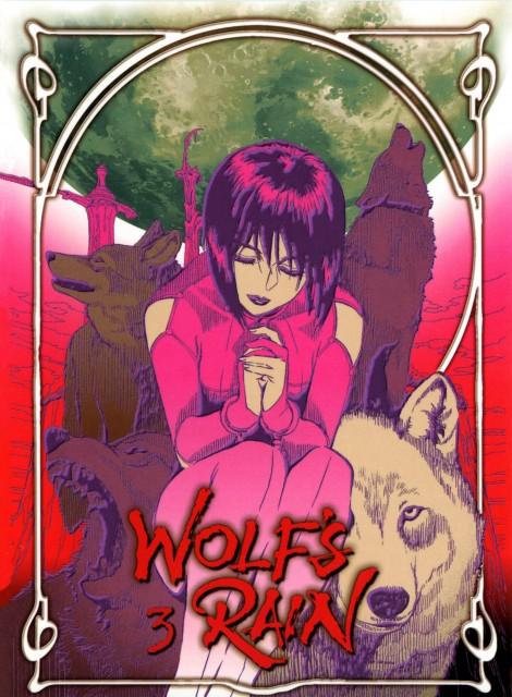 BONES, Wolf's Rain, Kiba (Wolf's Rain), Cheza, Hige