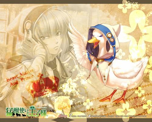 miko (Mangaka), Idea Factory, Beast Master and Prince, Lucia (Beast Master and Prince), Official Wallpaper