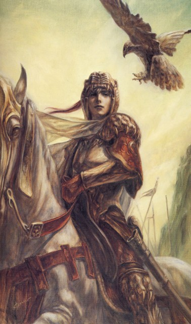 Shinobu Tanno, Heroic Legend of Arslan, Arslan