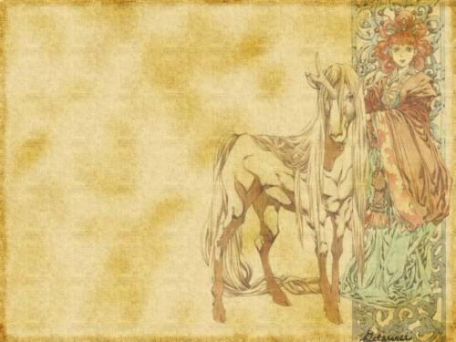 Studio Pierrot, Twelve Kingdoms, Keiki, Youko Nakajima Wallpaper