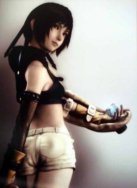 Square Enix, Final Fantasy VII: Advent Children, Yuffie Kisaragi