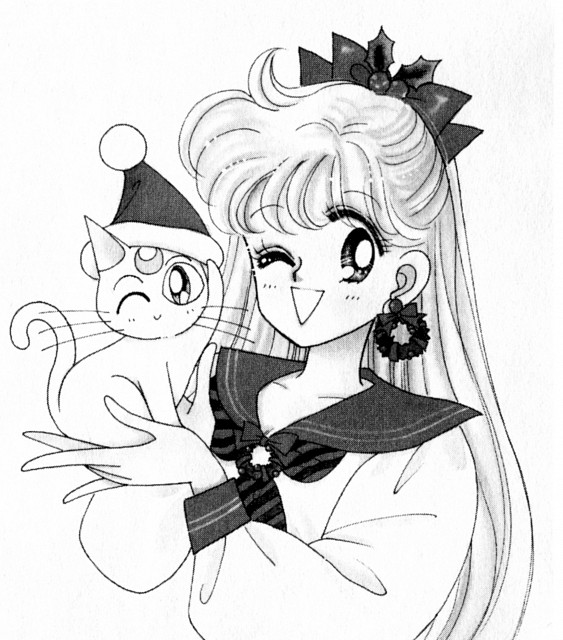 Naoko Takeuchi, Codename: Sailor V, Artemis, Minako Aino