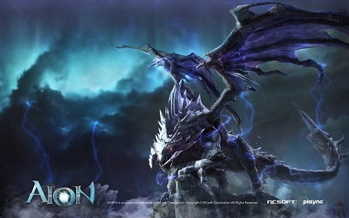 Aion: The Tower of Eternity, Official Wallpaper