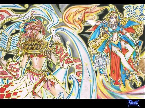 Ragnarok Online, Warlock (Ragnarok Online), Sorcerer (Ragnarok Online), Member Art