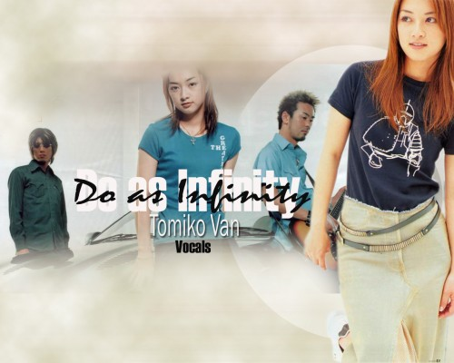 Van Tomiko, Do As Infinity Wallpaper