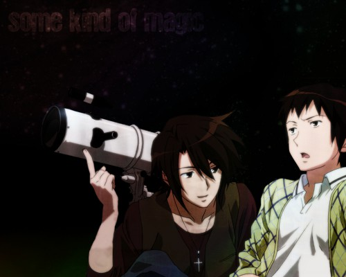 Noizi Ito, Kyoto Animation, The Melancholy of Suzumiya Haruhi, Itsuki Koizumi, Kyon Wallpaper