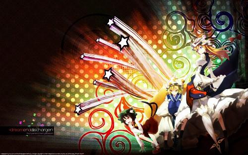 Shingo, Missing Link, Touhou, Ran Yakumo, Chen Wallpaper