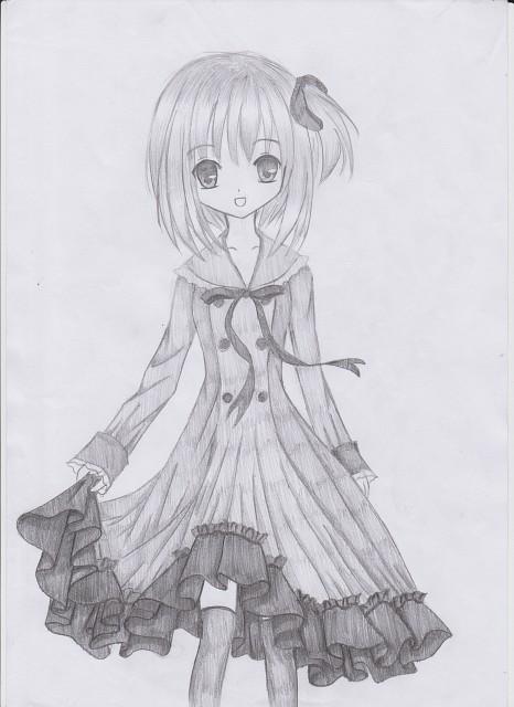 Tinkerbell, Ro-Kyu-Bu!, Tomoka Minato, Member Art
