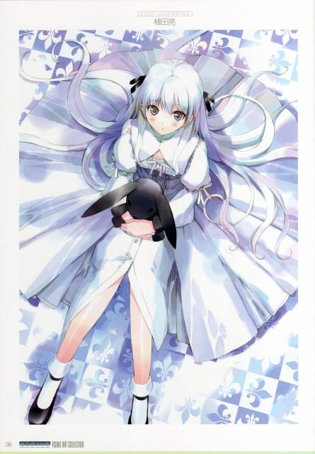 Takashi Hashimoto, Ryo Ueda, Sphere (Studio), Yosuga No Sora Visual Fanbook, Yosuga no Sora