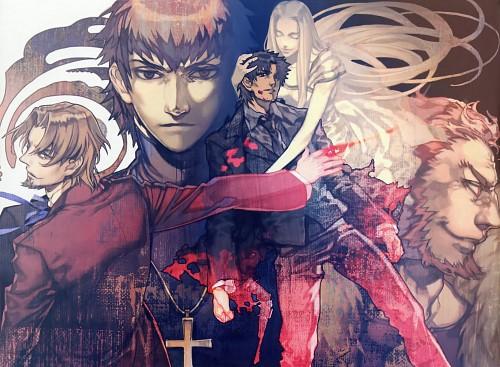 Chinatsu Kurahana, TYPE-MOON, Fate/Zero, Type-MOON Comic Illust Book, Tokiomi Tohsaka