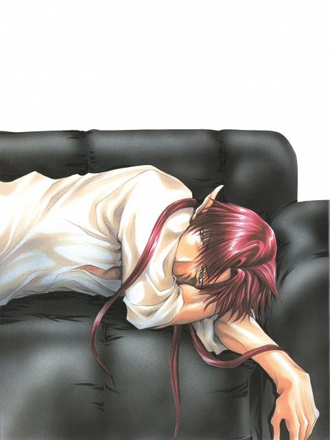 Kazuya Minekura, Studio Pierrot, Saiyuki, Backgammon 3, Kougaiji