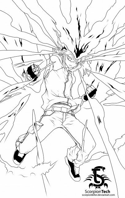 Akira Amano, Katekyo Hitman Reborn!, Tsunayoshi Sawada, Vector Art