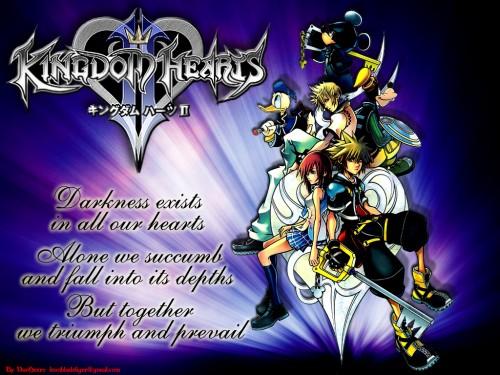 Square Enix, Kingdom Hearts, Mickey Mouse, Sora, Goofy Wallpaper
