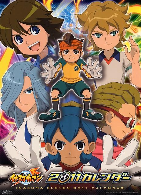 Tenya Yabuno, OLM Digital Inc, Inazuma Eleven, Fideo Ardena, Endou Mamoru