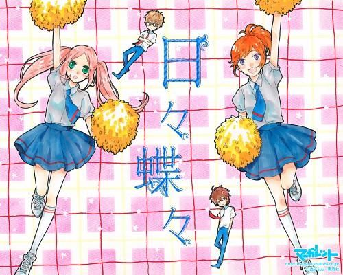 Suu Morishita, Hibi Chouchou, Kouha Kawasumi, Suiren Shibaseki, Atohira