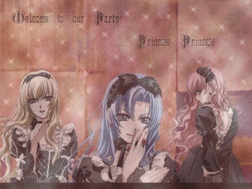 Princess Princess Wallpaper
