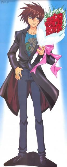 Sunrise (Studio), Mobile Suit Gundam SEED Destiny, Kira Yamato, Stick Poster