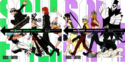 BONES, Soul Eater, Maka Albarn, Shinigami-sama, Patty Thompson