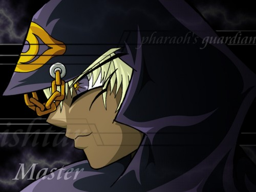 Yu-Gi-Oh Duel Monsters, Marik Ishtar Wallpaper