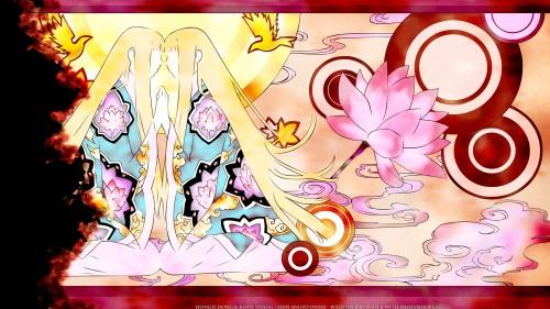 Kyung-Il Yang, Shin Angyo Onshi, Key Wol Hyang, Vector Art Wallpaper
