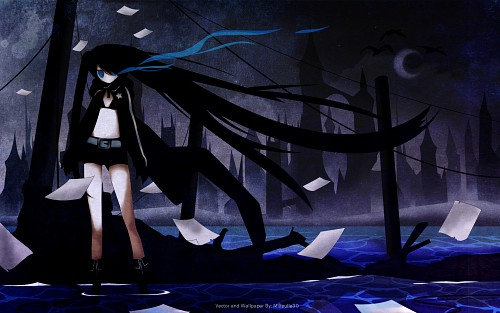 huke, Black Rock Shooter, Black Rock Shooter Visual Works, Black Rock Shooter (Character) Wallpaper