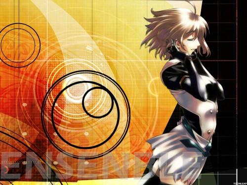 Hiroki Haritama, DreamSoft, F&C, Ensemble (Visual Novel), Wakaba Terada Wallpaper