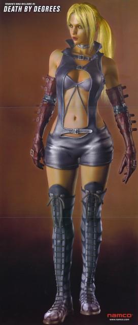Namco, Death by Degrees, Nina Williams
