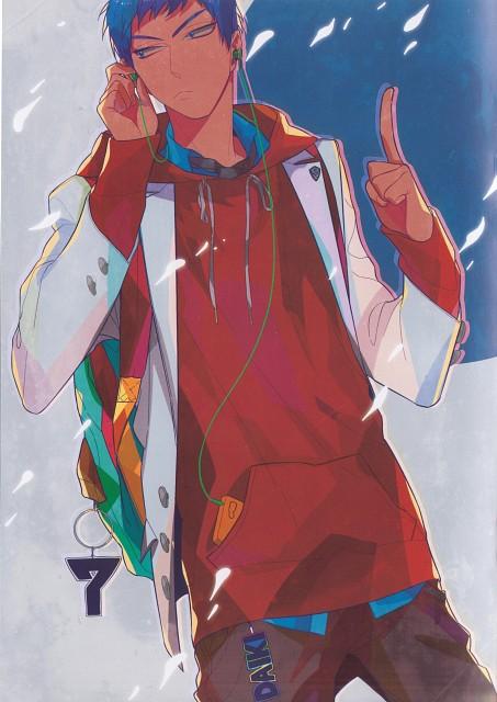 Cashuca, Kuroko no Basket, Kama - The Generation of Miracle, Daiki Aomine, Doujinshi