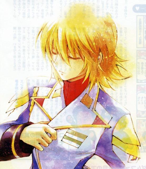 Chimaki Kuori, Sunrise (Studio), Mobile Suit Gundam SEED Destiny, Cagalli Yula Athha
