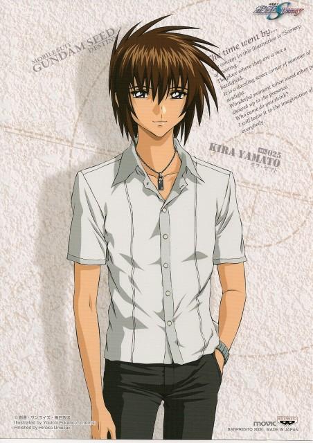 Youichi Fukano, Mobile Suit Gundam SEED Destiny, Kira Yamato