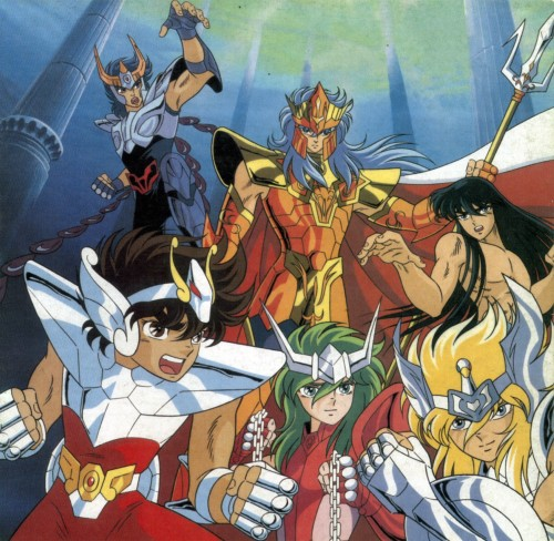 Masami Kurumada, Toei Animation, Saint Seiya, Phoenix Ikki, Cygnus Hyoga