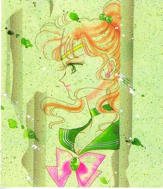 Naoko Takeuchi, Bishoujo Senshi Sailor Moon, BSSM Original Picture Collection Vol. V, Sailor Jupiter