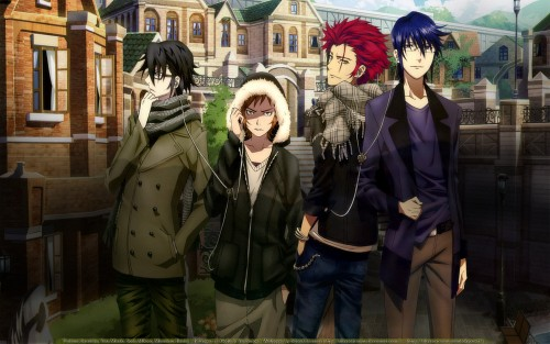 K Project Wallpaper