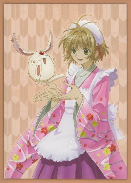 CLAMP, Bee Train, Tsubasa Reservoir Chronicle, Mokona, Sakura Kinomoto