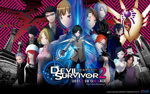 Suzuhito Yasuda, Bridge (Studio), Atlus, Shin Megami Tensei: Devil Survivor 2, Ronaldo Kuriki