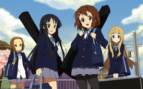 K-On! Wallpaper