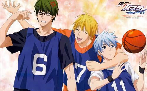 Tadatoshi Fujimaki, Production I.G, Kuroko no Basket, Shintarou Midorima, Ryouta Kise