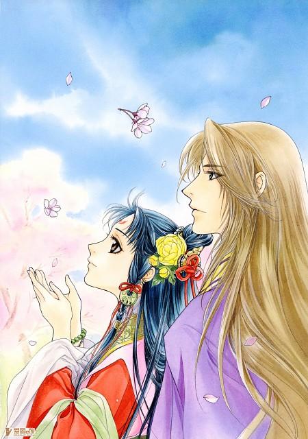 Kairi Yura, Madhouse, Saiunkoku Monogatari, Saiunkoku Monogatari Illustrations, Shuurei Kou