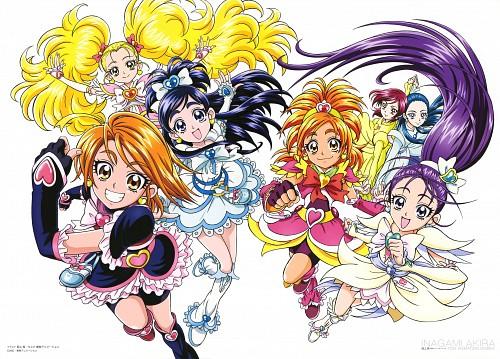 Toei Animation, Futari wa Precure, Precure Splash Star, Akira Inagami Toei Animation Works, Cure White